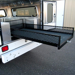 Pull Out Bed Tray Opened