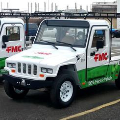 Customized Fleet Vehicles