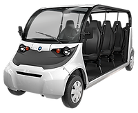 GEM e6 Electric Vehicle by Polaris