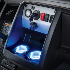 Standard Premium Dash w/ LED Cup Holders