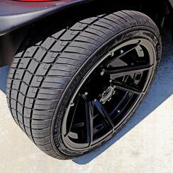 Custom Rims & Steel Belted Radials