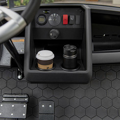 Dash with Cup Holders