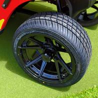 Custom Wheels on Street Ready Model