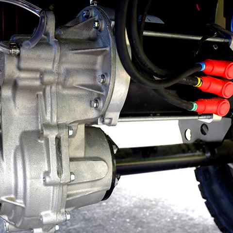 Rear Motor