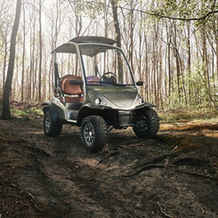 Garia OFF-X Lifted Lifestyle