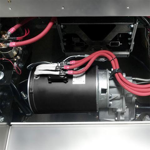 72-Volt 35HP AC Motor