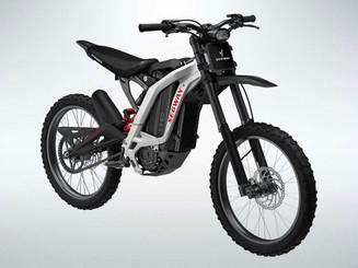 Segway X260 eDirt Bike