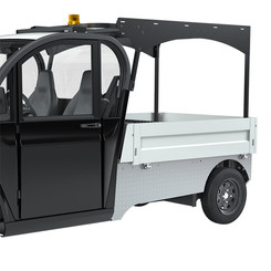 Construction Package w/ Box Sides & Ladder Rack