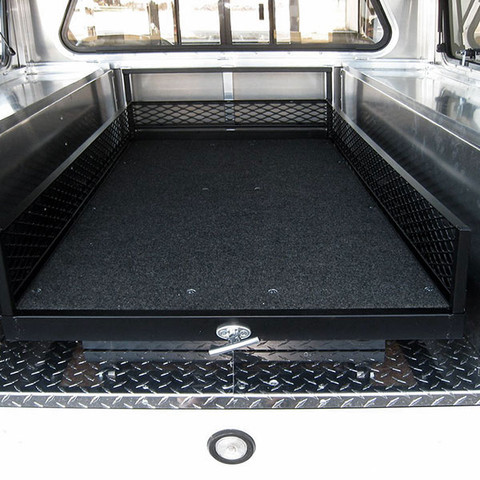 Pull Out Bed Tray