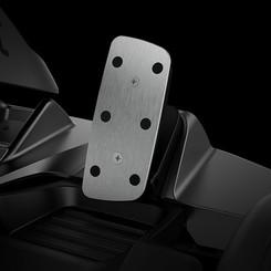 Racecar-Inspired Metal Pedals