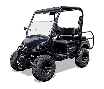 E-Z-GO® M-Wagon 4x4 72-Volt, Premium Golf Car - Made in USA