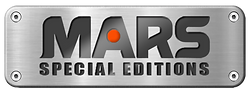 Mars Special Editions Plaque