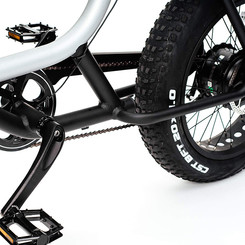 Advanced Pedal-Assist Technology
