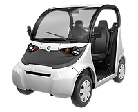 GEM e2 Electric Vehicle by Polaris