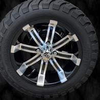 """Custom 14"""" Wheels 7 DOT Tires"""