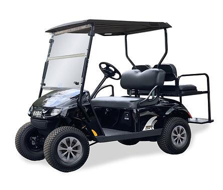 E-Z-GO® Islander 48-Volt, Premium Golf Car - Made in USA
