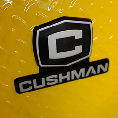 2-Year Cushman Protection Warranty