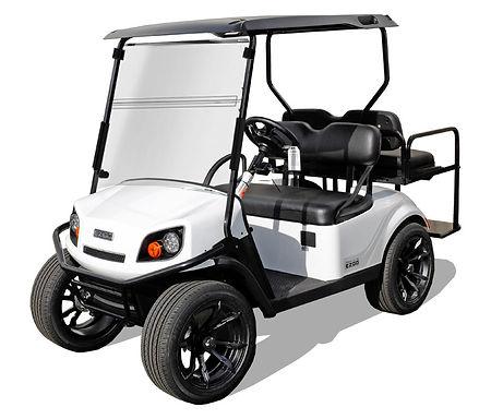 2021 E-Z-GO® Freedom M2 72-Volt, Premium Golf Car - Made in USA