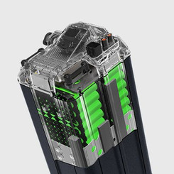 Fast Charging - Panasonic High Quality Optimal Capacity Batteries