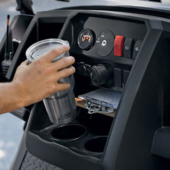 Funtional Dash & Cup Holders