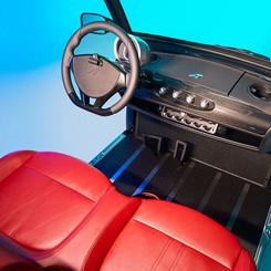 Sport Seats: Oak, Walnut, Cherry, Black