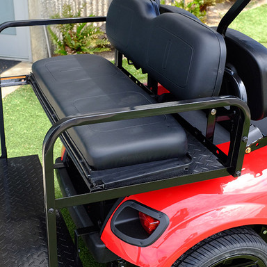 Convertible Rear Seat