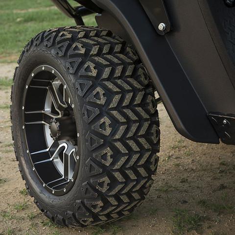 "Fenders, 14"" Rims & Tires"