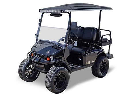 2021.5 E-Z-GO® Express M4 72-Volt, Premium Golf Car - Made in USA