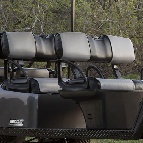 Standard Two-Tone Seats