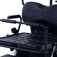 Foldable/Cargo Rear Seat