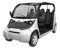 GEM e4 Electric Vehicle by Polaris