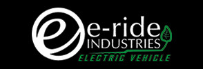 Eride E-Ride Electric Vehicles Logo