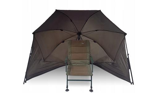 NGT Parasol Wędkarski Namiot Brolly Shelter 50''