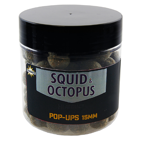 Dynamite Baits Squid Octopus Pop Up 15mm