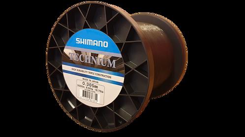 Shimano Żyłka Technium 0,305mm 5000m 8,5kg 18,7lb