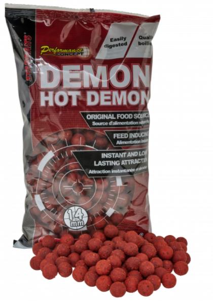 Starbaits Hot Demon Concept Kulki 14mm 1kg