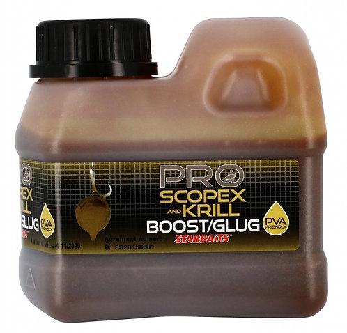 Starbaits Probiotic Scopex Krill Booster 500ml