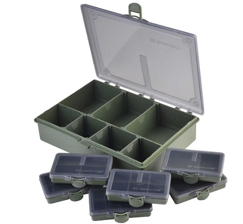 Tandem Baits Pudełko T-Box Zestaw Średni