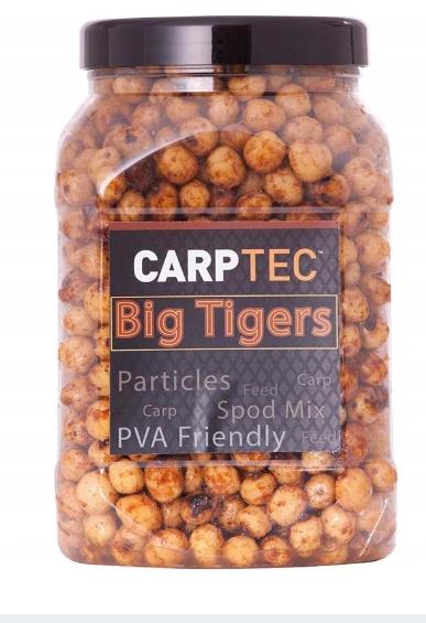 Dynamite Baits Carp Tec Big Tigers Duży Orzech 1L