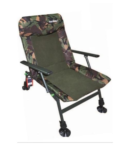 Mistrall Fotel Wedkarski z Oparciami AM-6008876
