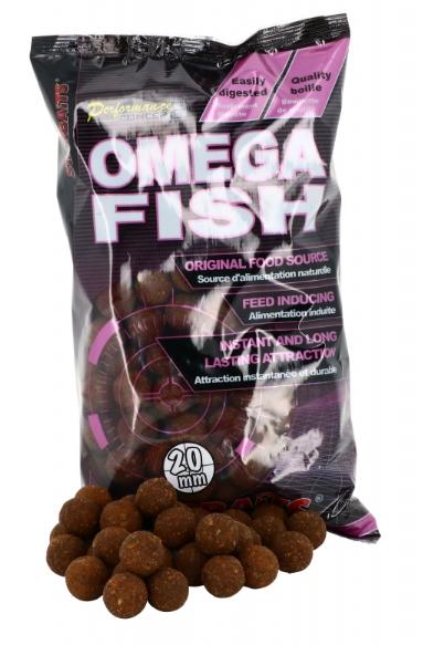 Starbaits OMEGA FISH Concept Kulki 20mm 1kg
