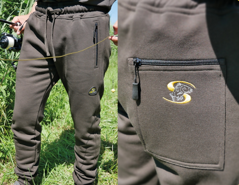 Carp Spirit Spodnie Green L
