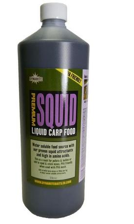 Dynamite Baits Squid Liquid Carp Food 1L