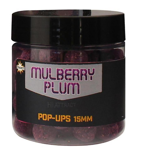 Dynamite Baits Mulberry Plum Pop Up 15mm
