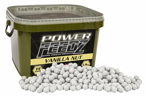 Starbaits Power Feedz Vanilla Nut Kulki 20mm 1,8kg