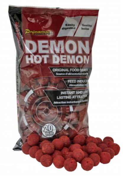 Starbaits Hot Demon Concept Kulki 20mm 1kg