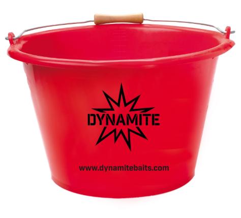 Dynamite Baits Wiadro do Mieszania Zanęt 17l