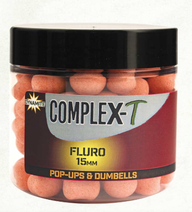 Dynamite Baits Complex-T Pop Up Fluo 20mm
