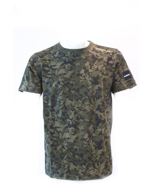 Shimano T-Shirt Koszulka Tribal XTR Camo XXL