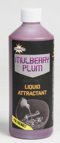 Dynamite Baits Mulberry Plum Liquid 500ml